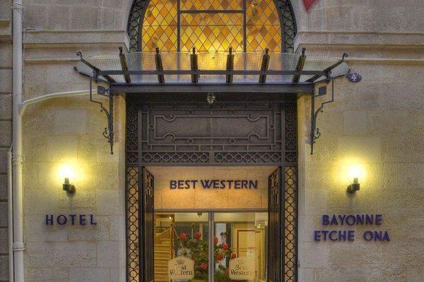 Best Western Premier Hotel Bayonne Etche Ona - 21