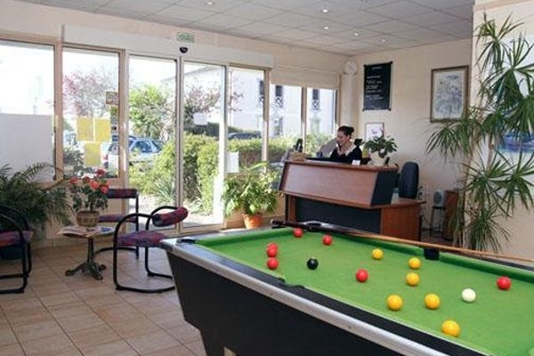 Comfort Hotel Bordeaux Merignac - фото 16