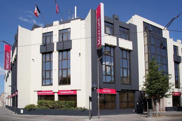 Mercure Bordeaux Centre Gare Saint Jean - фото 22