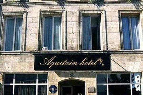 Aquitain Hotel Gare Saint-Jean - фото 22
