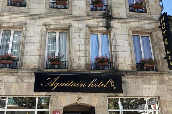 Aquitain Hotel Gare Saint-Jean - фото 23