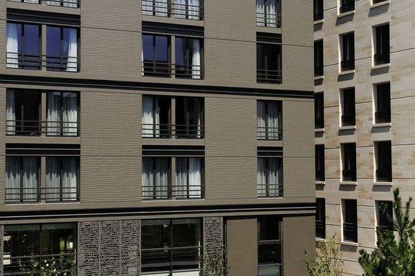 Aparthotel Adagio Bordeaux Gambetta - фото 22
