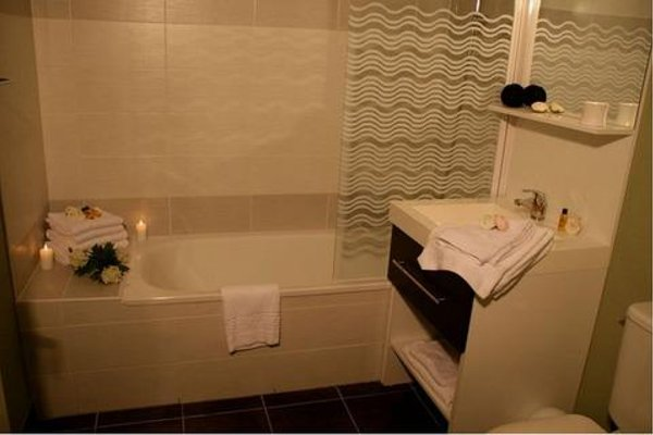 All Suites Appart Hotel Bordeaux Lac - фото 10