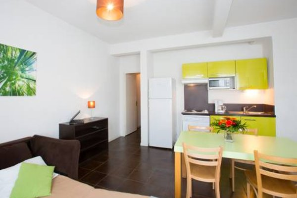 All Suites Appart Hotel Bordeaux Lac - фото 13