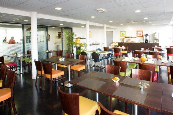 All Suites Appart Hotel Bordeaux Lac - фото 14