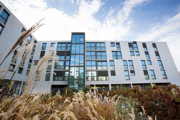 All Suites Appart Hotel Bordeaux Lac - фото 22