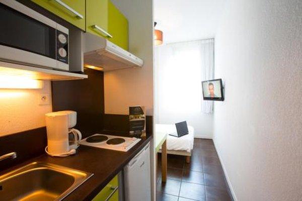 All Suites Appart Hotel Bordeaux Lac - фото 3
