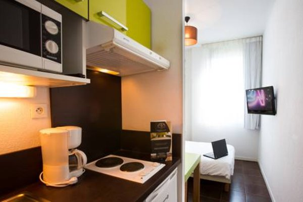 All Suites Appart Hotel Bordeaux Lac - фото 4