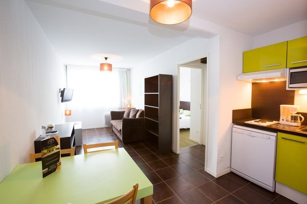 All Suites Appart Hotel Bordeaux Lac - фото 5