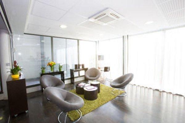 All Suites Appart Hotel Bordeaux Lac - фото 6