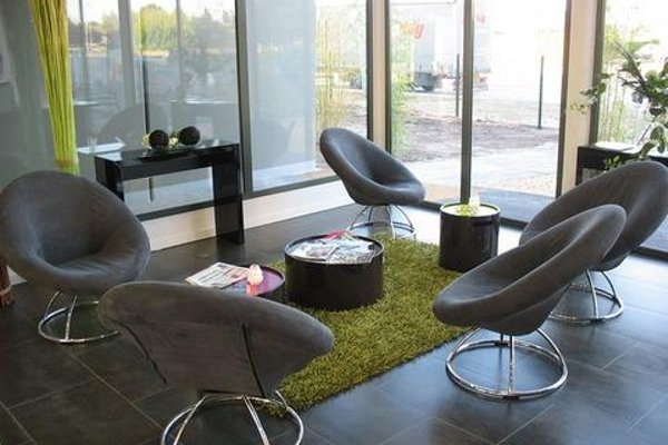 All Suites Appart Hotel Bordeaux Lac - фото 7