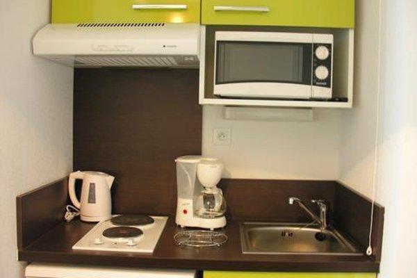 All Suites Appart Hotel Bordeaux Lac - фото 8