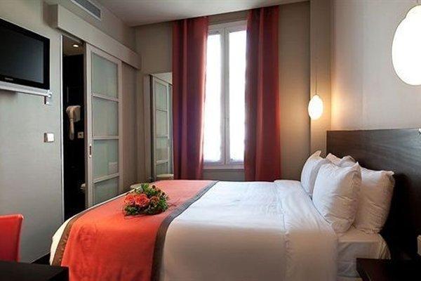 Hotel B Paris Boulogne - фото 22