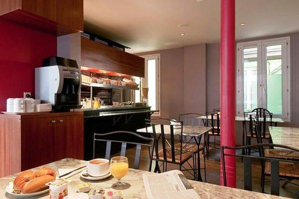 Hotel B Paris Boulogne - фото 15