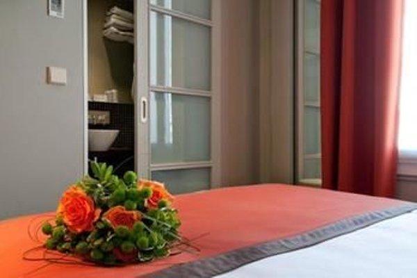 Hotel B Paris Boulogne - фото 19