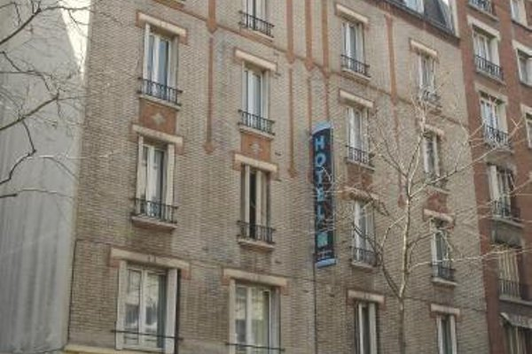 Hotel B Paris Boulogne - фото 21