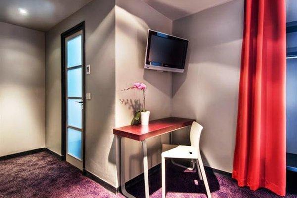 Hotel B Paris Boulogne - фото 5