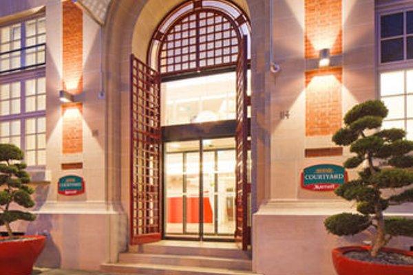Courtyard by Marriott Paris Boulogne - 16