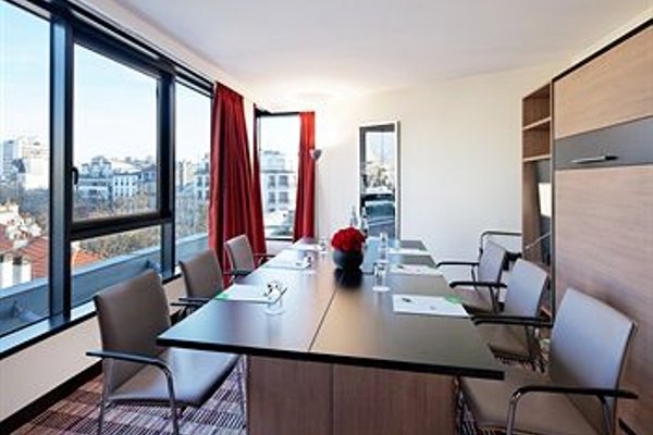 Courtyard by Marriott Paris Boulogne - 18