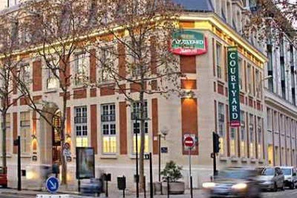 Courtyard by Marriott Paris Boulogne - 23
