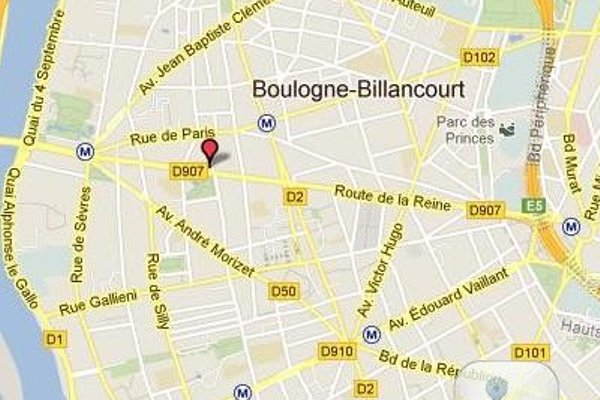 Courtyard by Marriott Paris Boulogne - 5