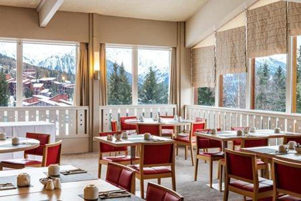 Hotel Du Golf - фото 10