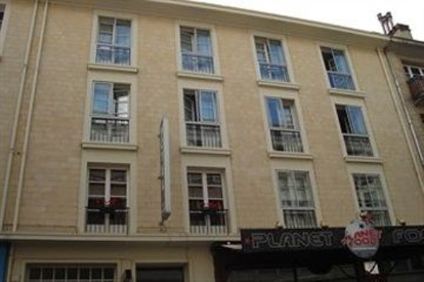 Hotel La Fontaine Caen Centre - фото 23