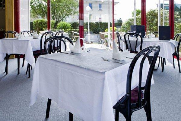 Hotel Crocus Caen Parc Expo - 12