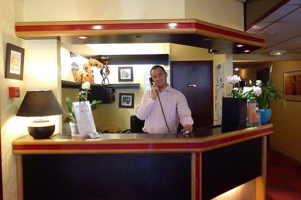 Hotel Crocus Caen Parc Expo - 15