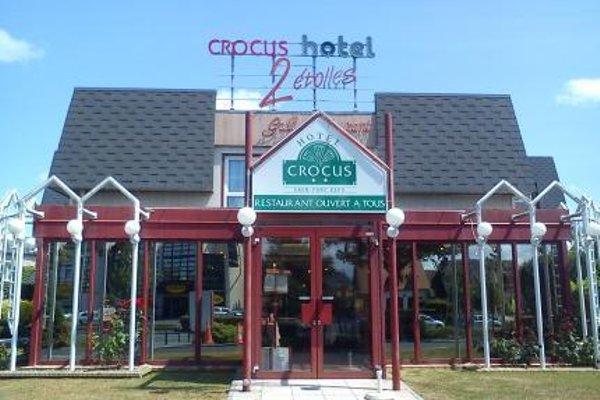 Hotel Crocus Caen Parc Expo - 20