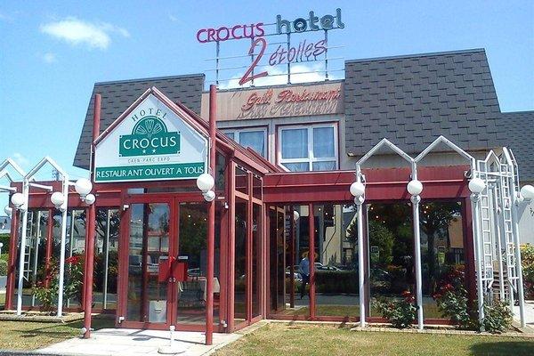 Hotel Crocus Caen Parc Expo - 21