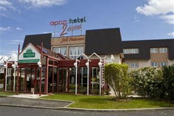 Hotel Crocus Caen Parc Expo - 23