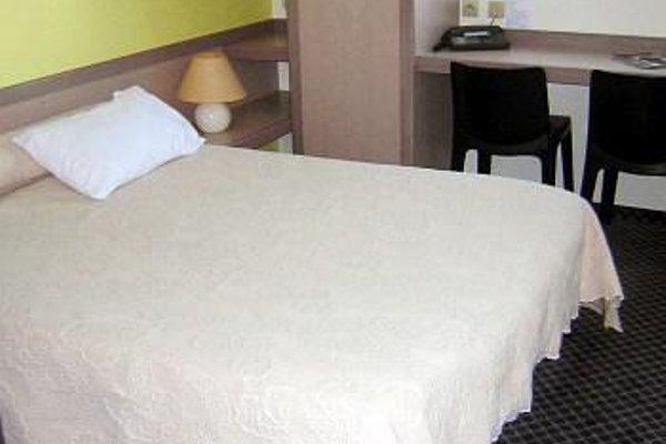 Hotel Crocus Caen Parc Expo - 4