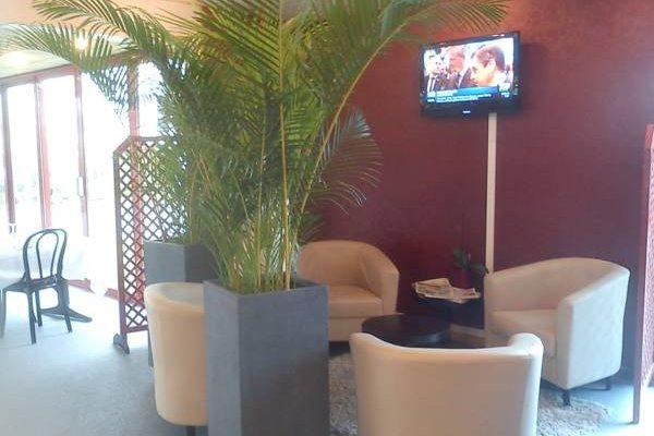 Hotel Crocus Caen Parc Expo - 7