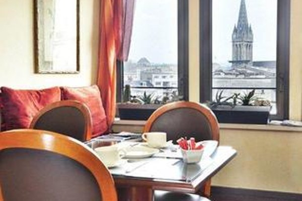 Best Western Plus Hotel Moderne Caen - фото 11
