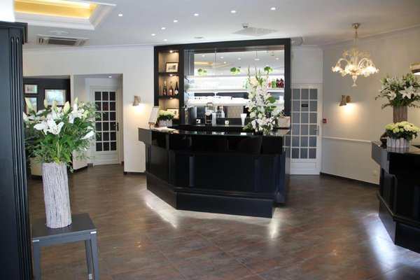 Best Western Plus Hotel Moderne Caen - фото 12
