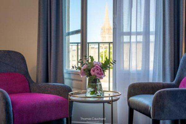 Best Western Plus Hotel Moderne Caen - фото 20