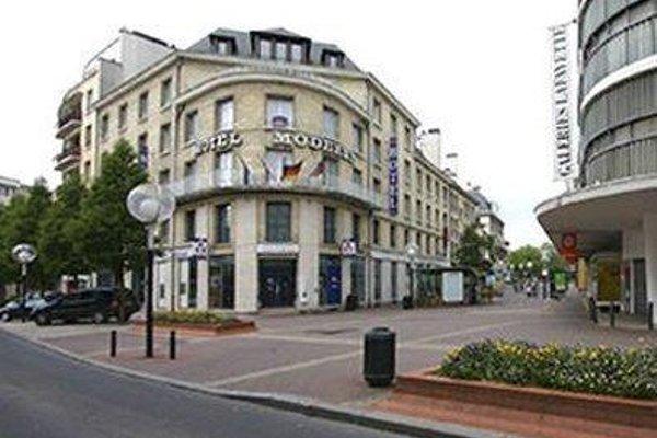 Best Western Plus Hotel Moderne Caen - фото 22