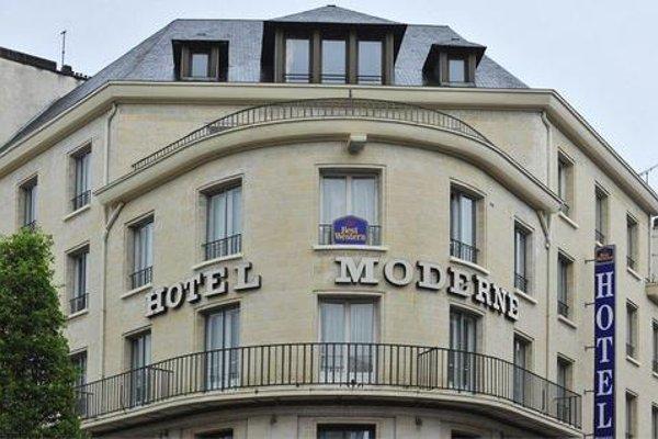 Best Western Plus Hotel Moderne Caen - фото 23