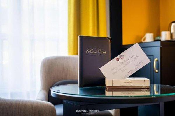 Best Western Plus Hotel Moderne Caen - фото 4
