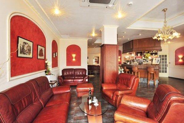 Best Western Plus Hotel Moderne Caen - фото 6