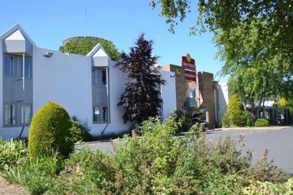 Best Hotel Caen Citis - Herouville-Saint-Clair - 21