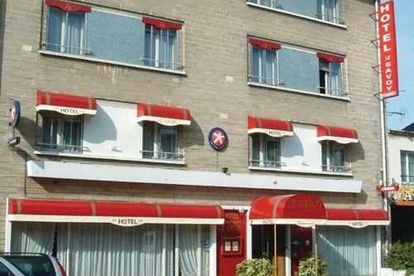 Inter-Hotel Le Savoy - 22