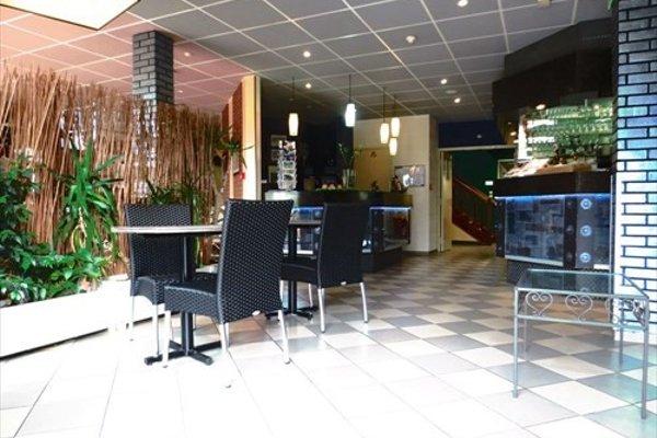 Hotel Crocus Caen Memorial - фото 14