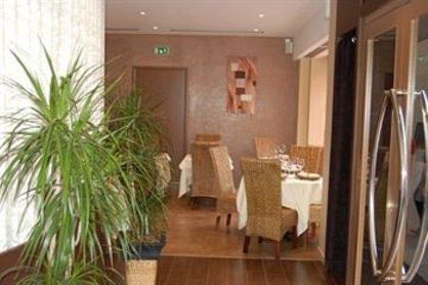 Hotel Des Quatrans - 14