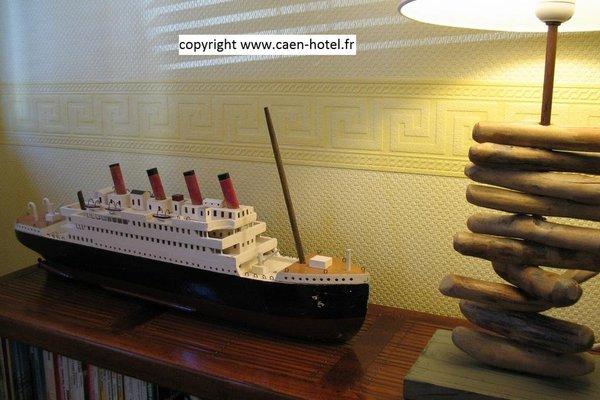 Hotel Du Havre - фото 20
