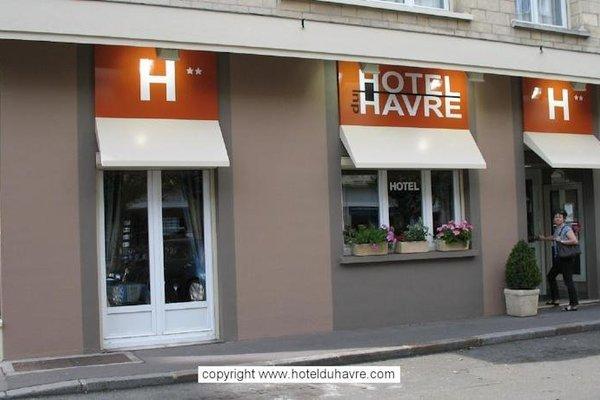 Hotel Du Havre - фото 22