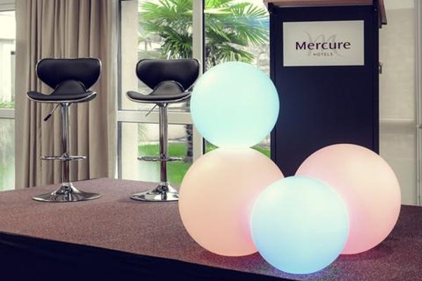 Mercure Caen Centre Port De Plaisance - 17