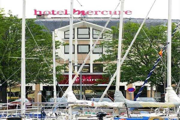 Mercure Caen Centre Port De Plaisance - 21