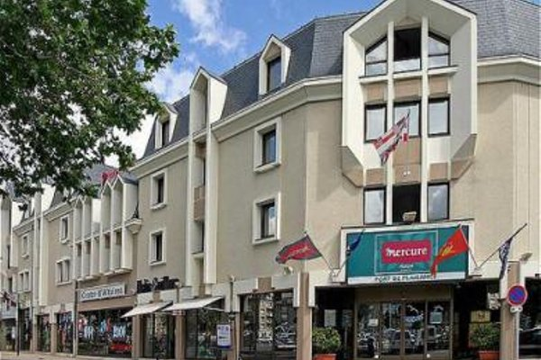 Mercure Caen Centre Port De Plaisance - 22